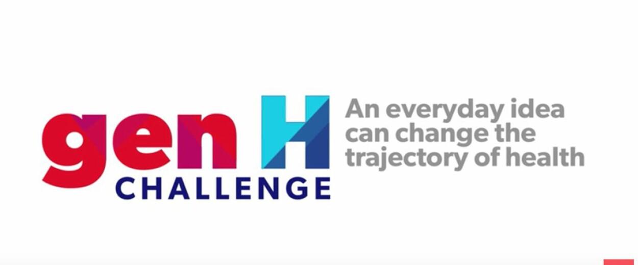 Gen H Challenge promo banner
