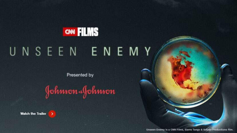 Unseen Enemy trailer promo image