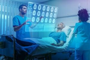 Accelerating Nursing, Transforming Healthcare whitepaper promo image