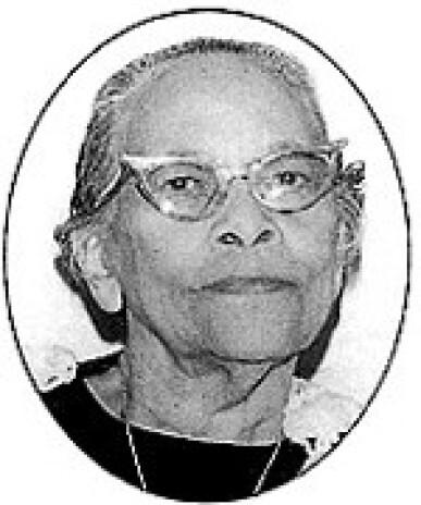 Headshot of Mabel Keaton Staupers